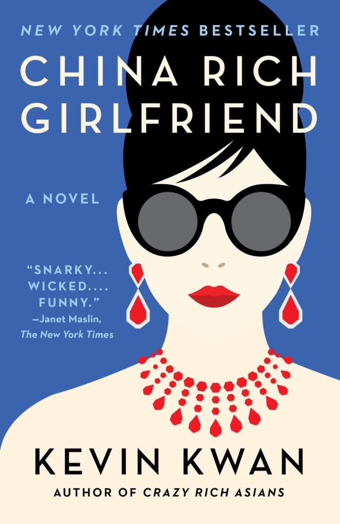 De los libros a la pantalla en el 2021: China Rich Girlfriend