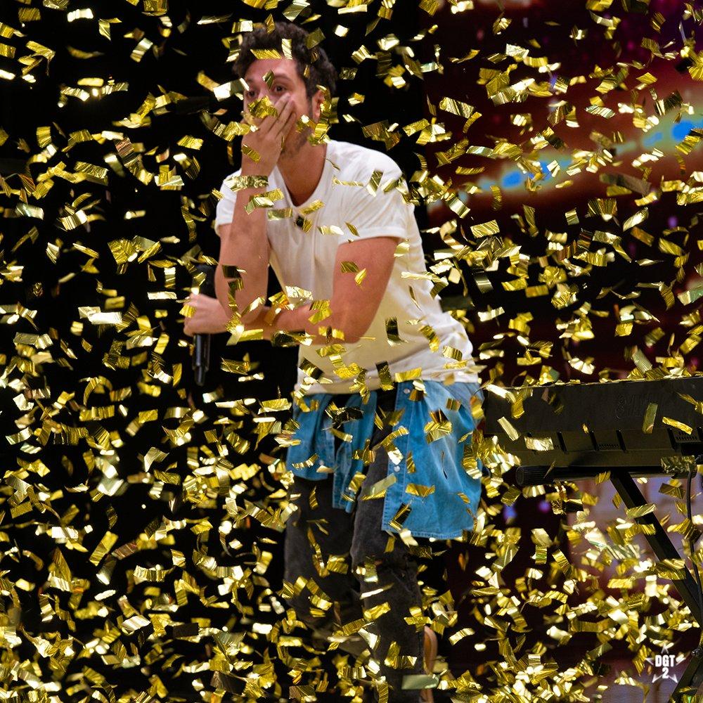 Golden Buzzer Diego Jaar