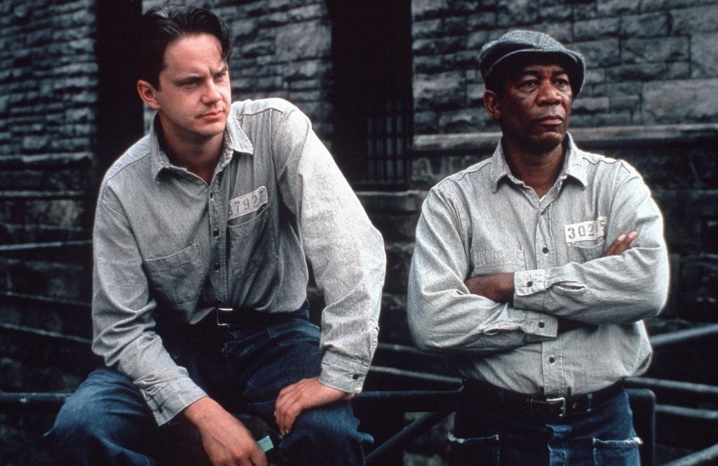 Recomendación películas Shawshank redemption.