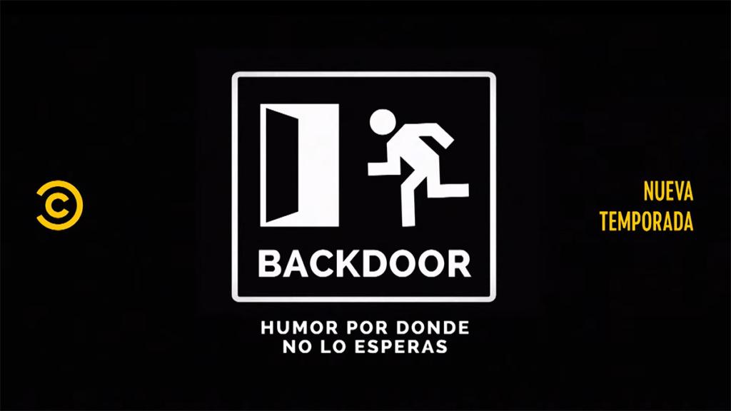 Backdoor nueva temporada