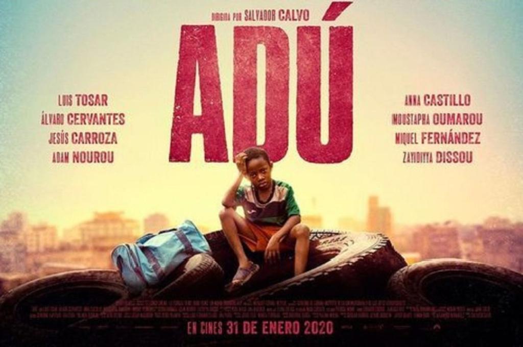 Adú, de Salvador Calvo, una de las grandes favoritas a los Premios Goya 2021
