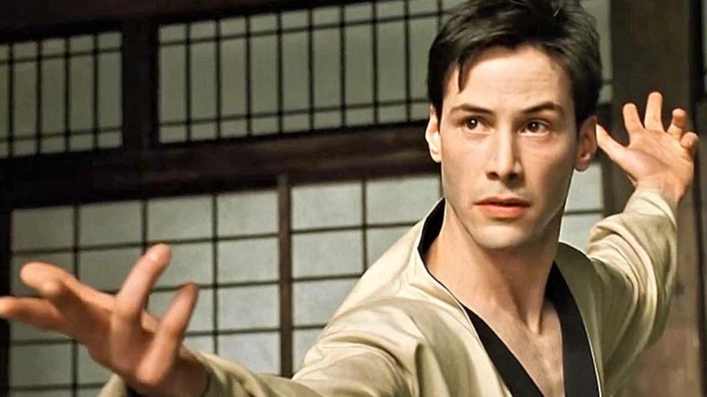 Matrix Fight Scenes Kung Fu Kingdom