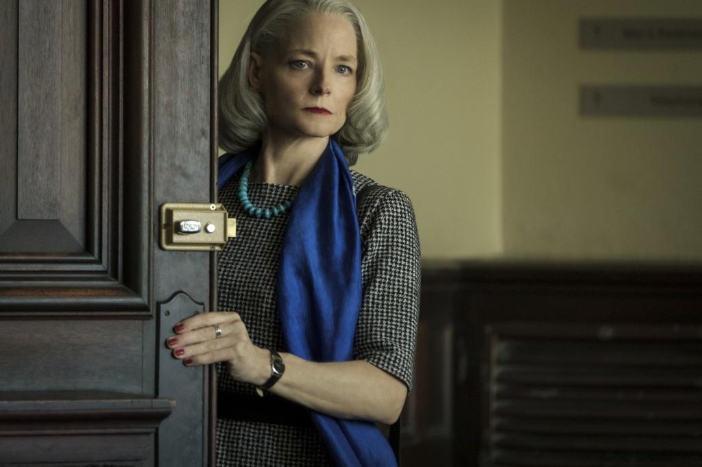 Jodie Foster en la película ganadora The Mauritanian.