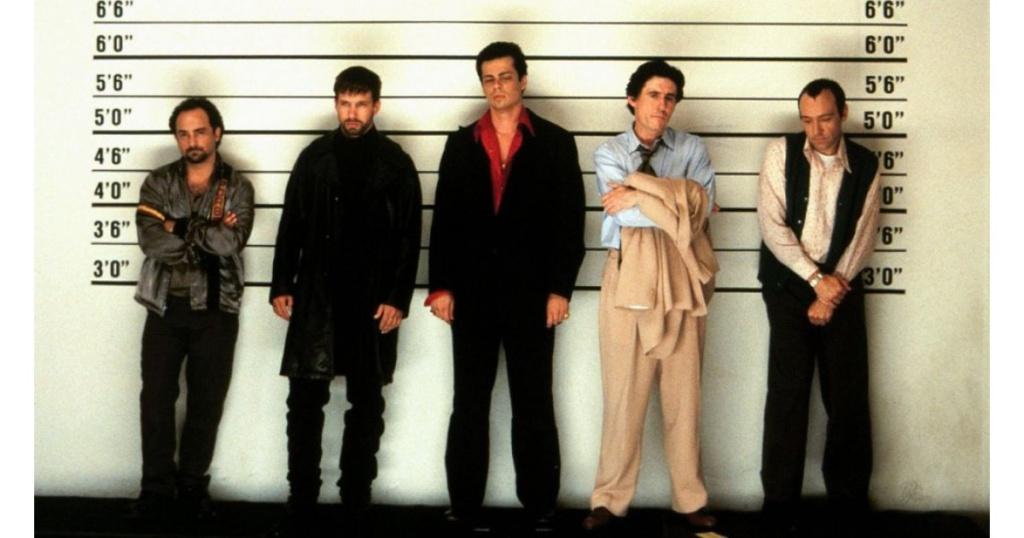 The usual suspects: Recomendación películas