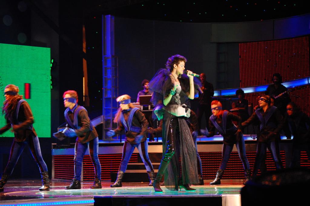 Rita Indiana en Premios Casandra