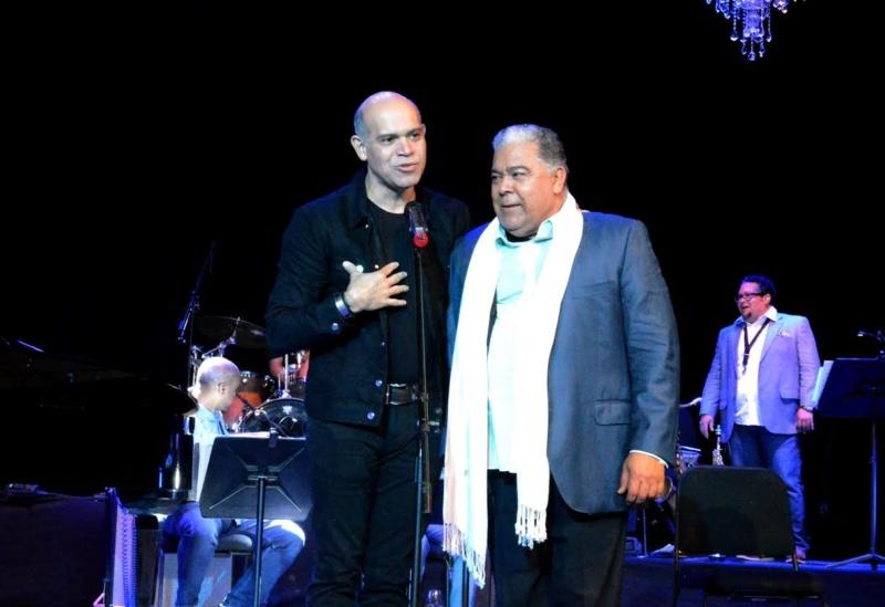 Danny Rivera y Amaury Sanchez