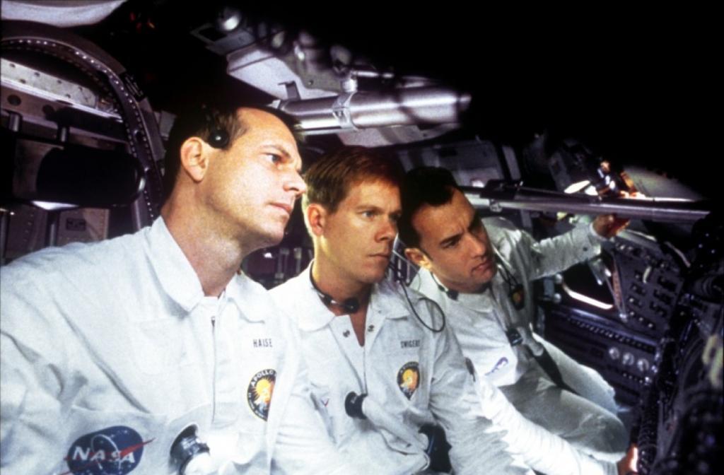 Imagen película de época Apollo XIII