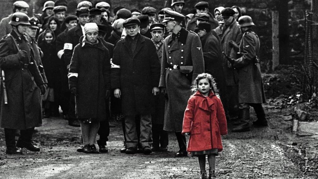 Imagen película de época La lista de Schindler